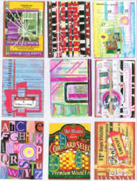 artistic trading cards