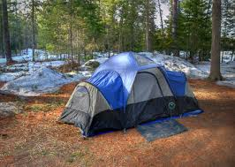 algonquin park campsites