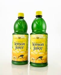 lemon juice brands