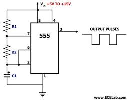 555 timing circuits