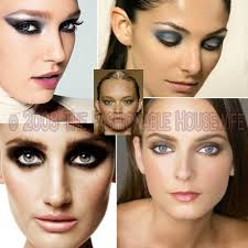 make up smokey eye