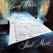Barry White - Sheet Music