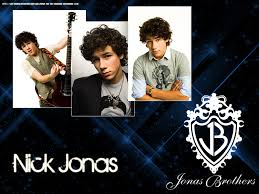 backgrounds of nick jonas