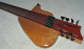 headless bass