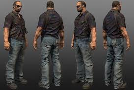 3d models characters