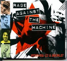 Rage Against The Machine - Pistol Grip Pump
