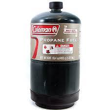 coleman propane bottles