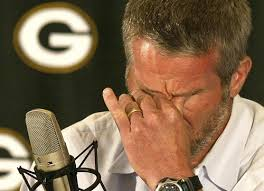 brett favre green bay packers