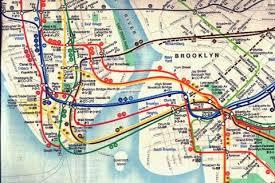 old subway maps