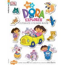 dora the explorer stickers
