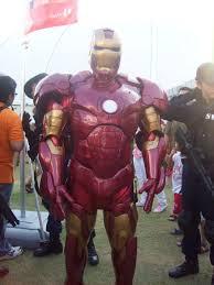 iron man halloween