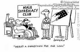 male supremacy