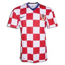 croatia football shirts