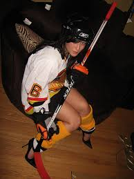 hockey player halloween costumes