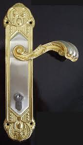 door handle plate
