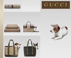 gucci dog bags