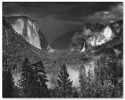 ansel adams yosemite valley