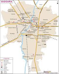 baroda maps