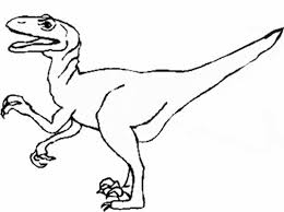 dinosaurs for coloring