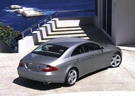 mercedes cls pictures