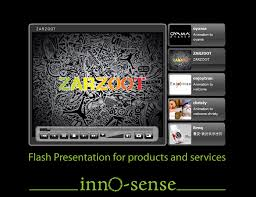 flash presentations
