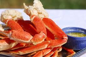 crabs legs