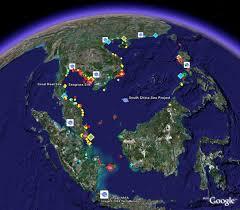 google earth china