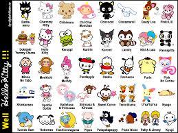 hello kitty buddy icons
