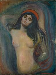 edward munch paintings