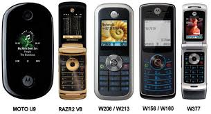 all motorola phones