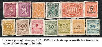old german stamps