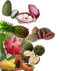 clases de frutas