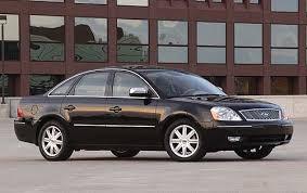 ford five hundred car