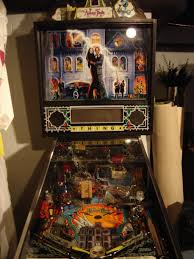 addams family pinball machines