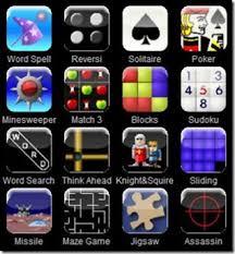 apple iphone game