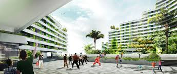 waterfront housing