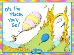 dr seuss oh the places you will go
