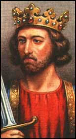 pictures of medieval kings and queens
