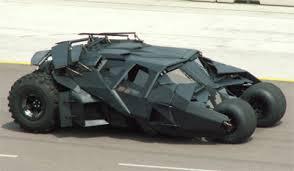 car batman