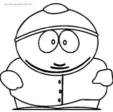 cartoon characters coloring