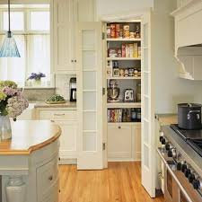 kitchen corner pantry