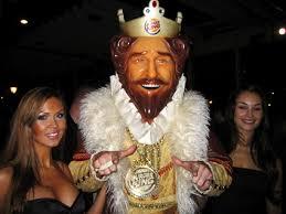bk king costume