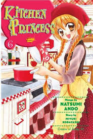 kitchen princess volume 6