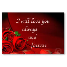 love you for ever
