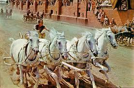 ben hur chariot