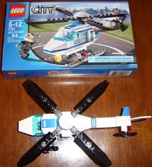 helicopter legos