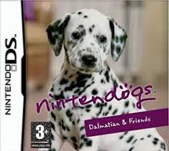 nintendo dogs game