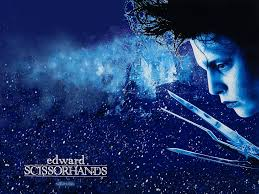 edward scissorhands film