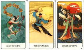 chinese tarot cards