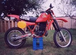1982 honda cr480